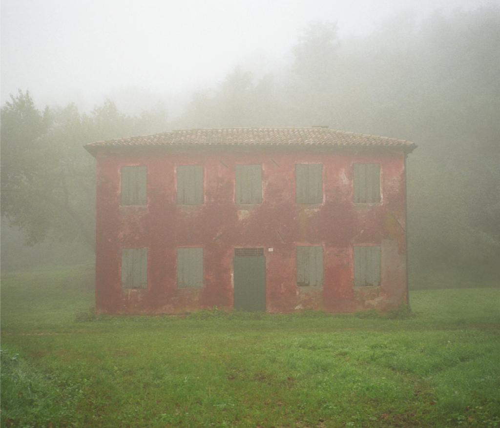 """O.T."", 2009, 60 x 52 cm, Analoge Fotografie"