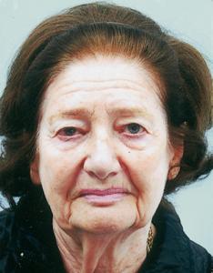 Irene Hallmann-Strauss